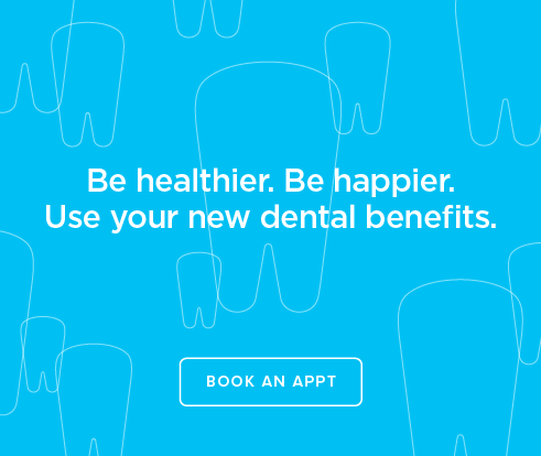 Be Heathier, Be Happier. Use your new dental benefits. - Mission Hills  Dental Group